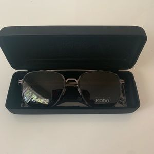 Brand new polarized MODO TITANIUM SUNGLASSES!